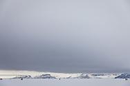 James Ross Island, Admiralty Sound, Antarctica