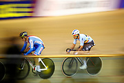 Men Points Race, Kenny De Ketele (Belgium) , during the Track Cycling European Championships Glasgow 2018, at Sir Chris Hoy Velodrome, in Glasgow, Great Britain, Day 4, on August 5, 2018 - Photo Luca Bettini / BettiniPhoto / ProSportsImages / DPPI - Belgium out, Spain out, Italy out, Netherlands out -