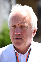 06.06.2015, Circuit Gilles Villeneuve, Montreal, CAN, FIA, Formel 1, Grand Prix von Kanada, Qualifying, im Bild Charlie Whiting (GBR) FIA Delegate // during Qualifyings of the Canadian Formula One Grand Prix at the Circuit Gilles Villeneuve in Montreal, Canada on 2015/06/06. EXPA Pictures © 2015, PhotoCredit: EXPA/ Sutton Images/ Mark<br /> <br /> *****ATTENTION - for AUT, SLO, CRO, SRB, BIH, MAZ only*****