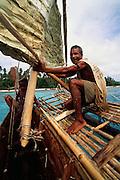 Kula Canoe, Kitava Island, Trobiand Islands, Papua New Guinea