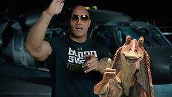 """Dwayne Johnson releases a photo on Instagram with the following caption: """"A little movie called \"""". Photo Credit: Instagram *** No USA Distribution *** For Editorial Use Only *** Not to be Published in Books or Photo Books ***  Please note: Fees charged by the agency are for the agency's services only, and do not, nor are they intended to, convey to the user any ownership of Copyright or License in the material. The agency does not claim any ownership including but not limited to Copyright or License in the attached material. By publishing this material you expressly agree to indemnify and to hold the agency and its directors, shareholders and employees harmless from any loss, claims, damages, demands, expenses (including legal fees), or any causes of action or allegation against the agency arising out of or connected in any way with publication of the material."""