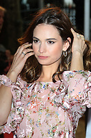 Lily James, Glamour Women of the Year Awards, Berkeley Square Gardens, London UK, 06 June 2017, Photo by Richard Goldschmidt