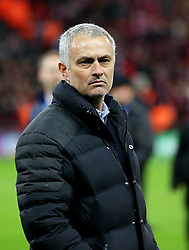 Manchester United manager Jose Mourinho - Mandatory by-line: Matt McNulty/JMP - 26/02/2017 - FOOTBALL - Wembley Stadium - London, England - Manchester United v Southampton - EFL Cup Final
