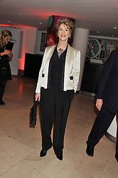 MAUREEN LIPMAN at the 2011 Costa Book Awards held at Quaglino's, 16 Bury Street, London on 24th January 2012.