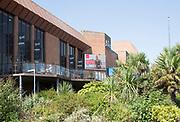 Bournemouth International Centre building, Bournemouth, Dorset, England, UK