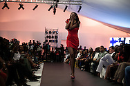 Models and over 70 fashion designers from across Africa flocked to Lagos Nigeria for the second annual Arise Magazine Fashion week. Nigeria is the second fastest growing economy in Africa, and it's growing economic and cultural clout is having an increasing impact on the region, and connecting Africa to the world.