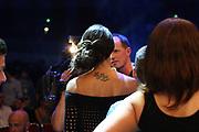 Boxen: Middleweight, Felix Sturm - Predrag Radosevic, Dortmund, 06.07.2013<br /> Micaela Schaefer<br /> ©pixathlon