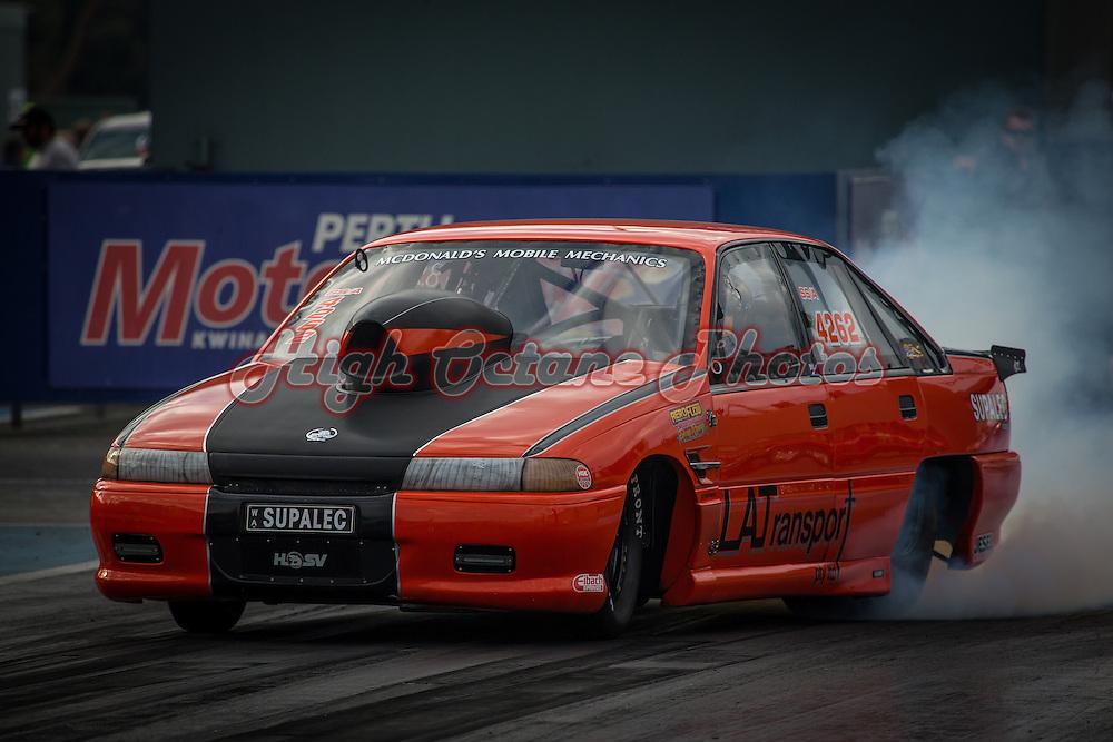 Paul Downe (4262) - Super Sedan.