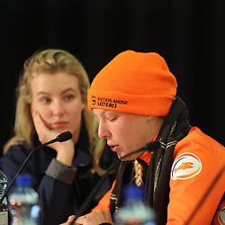 01-02-2020: Wielrennen: WK Veldrijden: Dubendorf <br />Annemarie Worst