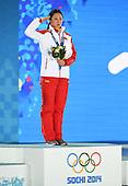 Speed Skating 1000m, Womens - Medal Ceremony