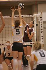 2007-2008 U Ottawa Women's Volleyball
