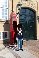 Amalienborg Palace, General Views of Copenhagen, Denmark, 06 October 2019, Photo by Richard Goldschmidt