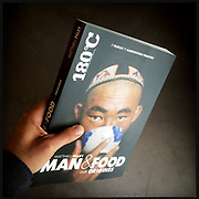 Man & Food - the book.<br /> Available in English and French<br /> 240 pages / Text and Photography by ©Matthieu Paley