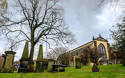 Grey Friars church and graveyard in Edinburgh, Scotland<br /> <br /> (c) Andrew Wilson | Edinburgh Elite media