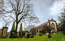 Grey Friars church and graveyard in Edinburgh, Scotland<br /> <br /> (c) Andrew Wilson   Edinburgh Elite media