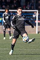 Real Madrid Castilla´s Llorente during 2014-15 Spanish Second Division B match between Trival Valderas and Real Madrid Castilla at La Canaleja stadium in Alcorcon, Madrid, Spain. February 01, 2015. (ALTERPHOTOS/Luis Fernandez)