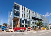 IT School (Hjornet), Aarhus. Architect: Jørgen Schütze