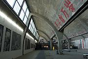 A view of Gallery 798 in Beijing's Dashanzi artists neighborhood in northern Beijing November 25, 2005.