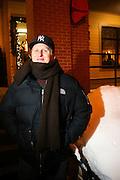 Michael Rapport at the 2008 Sundance Film Festival held in Park, City Utah.
