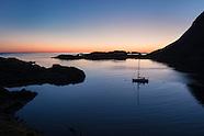 Lofoten Islands Sailing Summer 2014