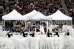 11.06.2011, Allianz Arena, Muenchen, GER, Stars die Winterspiele und Du , im Bild  Cassandra Steen, EXPA Pictures © 2011, PhotoCredit: EXPA/ nph/  Straubmeier       ****** out of GER / SWE / CRO  / BEL ******
