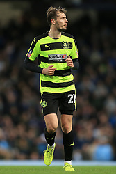 1st March 2017 - FA Cup - 5th Round (Replay) - Manchester City v Huddersfield Town - Jon Gorenc Stankovic of Huddersfield - Photo: Simon Stacpoole / Offside.