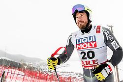 February 8, 2019 - …Re, SWEDEN - 190208 Kjetil Jansrud of Norway at the downhill training during the FIS Alpine World Ski Championships on February 8, 2019 in Ã…re  (Credit Image: © Daniel Stiller/Bildbyran via ZUMA Press)