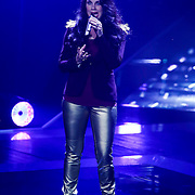 NLD/Amsterdam/20121130 - 4e liveshow The Voice of Holland 2012, Anja Dalhuisen