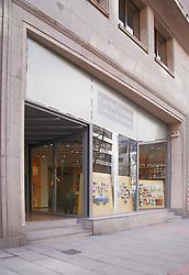 Sede Social del Circulo de Lectores. Enric Miralles. Madrid