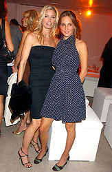 KELLY EMBERG a former wife of Rod Stewart and their daughter RUBY STEWART at a cocktail party hosted by MAC cosmetics to kick off London Fashion Week at The Hospital, 22 Endell Street London on 18th September 2005.At the event, top model Linda Evangelista presented Ken Livingston the Lord Mayor of London with a cheque for £100,000 in aid of the Loomba Trust that aims to privide education to orphaned children through a natural disaster or through HIV/AIDS.<br /><br />NON EXCLUSIVE - WORLD RIGHTS
