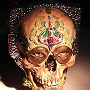 """Yama"" Tibetan Skull Stereo Camera Project. 2006 - Present"
