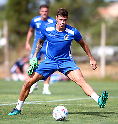 Tom Broadbent of Bristol Rovers in action as Bristol Rovers take part in training on their first day in Portugal - Mandatory by-line: Robbie Stephenson/JMP - 18/07/2017 - FOOTBALL - Colina Verde Golf & Sports Resort - Moncarapacho, England - Sky Bet League One