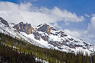 Wallaby Peak of Kangaroo Ridge in North Cascades National Park.
