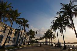 A Base Aérea de Santos - BAST é uma base da Força Aérea Brasileira localizada no distrito de Vicente de Carvalho, município do Guarujá no litoral do estado de São Paulo. FOTO: Jefferson Bernardes/ Preview.com