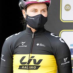 04-04-2021: Wielrennen: Ronde van Vlaanderen (Vrouwen): Oudenaarde <br />Lotte Kopecky