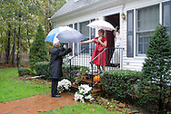 10/17/09 - 1:54:53 PM - MAYS LANDINGS, NJ: Laurie & Tony - October 17, 2009 (Photo by William Thomas Cain/cainimages.com)