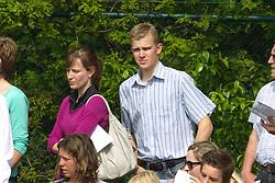 Van Bunder Bjorn (BEL)<br /> Grand Prix Euphony - CSI 3* Kapellen 2012<br /> © Dirk Caremans