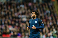 England (3) Danny Rose during the Friendly match between England and Germany at Wembley Stadium, London, England on 10 November 2017. Photo by Sebastian Frej.
