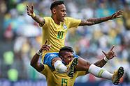 FOOTBALL - 2018 FIFA WORLD CUP RUSSIA - 1-8 FINAL - BRAZIL v MEXICO 020718