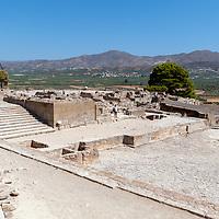 Phaistos - Crete - Greece