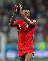 Football - 2018 FIFA World Cup - Group G: England vs. Tunisia<br /> <br /> Jesse Lingard of England is seen at full time at Volgograd Arena, Volgograd.<br /> <br /> COLORSPORT/IAN MACNICOL