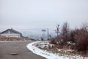 The entrance to the village of Rankovce. Rankovce is located about 30 km from Kosice and has all together 788 inhabitants. About 80% of them are of Roma ethnicity (629). The overall unemployment rate is about 75%, and estimated about 99% in between the Roma community. The foundation ETP Slovakia has a project in Rankovce setting up micro-loan funds for the local Roma community.