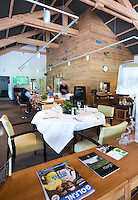 BEETSTERZWAAG -  Restaurant in clubhuis van GC Lauswolt. COPYRIGHT KOEN SUYK