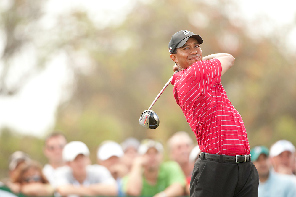 DORAL, FL - MARCH 15:  Tiger Woods during the fourth round of the 2009 WGC-CA Championship at Doral Golf Resort and Spa in Doral, Florida on Sunday, March 15, 2009. (Photograph by Darren Carroll) *** Local Caption *** Tiger Woods