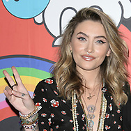 PARIS JACKSON attends the alice + olivia by Stacey Bendet  x FriendsWithYou Collection LA Launch Party at Hollywood Athletic Club in Los Angeles, California.
