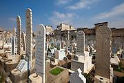 Cemetery, Damascus, Syria