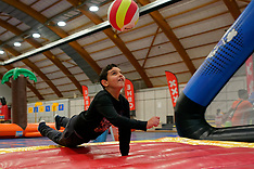 20190919 NED: EC Volleyball 2019 School Playground, Amsterdam