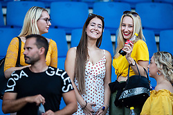 during football match between NK Triglav and NK Bravo in 8th Round of Prva liga Telekom Slovenije 2019/20, on August 30, 2019 in Sport park ZAK, Ljubljana, Slovenia. Photo by Grega Valancic / Sportida