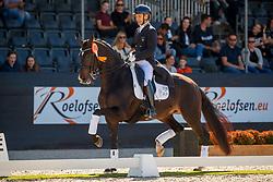Boschman Seth, NED, Flora de Mariposa OLD RS2<br /> Nederlands Kampioenschap dressuur<br /> Ermelo 2020<br /> © Hippo Foto - Sharon Vandeput<br /> 20/09/2020
