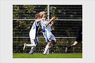 Teemu Pukki celebrates goal in one his first youth national team appearances. Finland - Sweden, Under-15. Lohja. August 25, 2005.